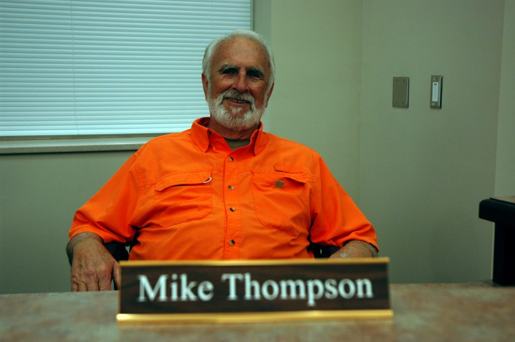 Councilmember Mike Thompson