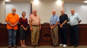Mayor and Town Council Picture