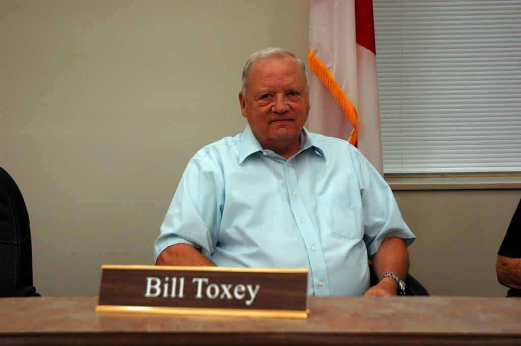 Councilmember Bill Toxey