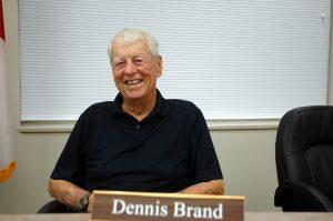 Councilmember Dennis Brand