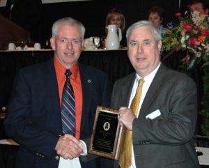 Mayor Parsons Service Award