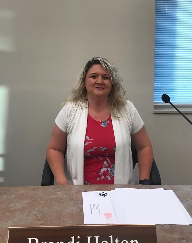 Councilmember Brandi Helton